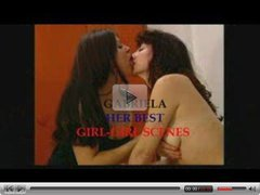 Tribute to GABRIELA. Her Best Girl-Girl Scenes.
