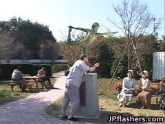 Crazy Japanese bronze statue moves part6