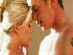 Blonde Tabitha Stevens in a clip from 'Private Openings' getting fucked