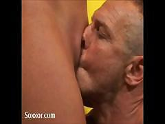 Alia Janine has big tits and sucks that cock until he fucks her