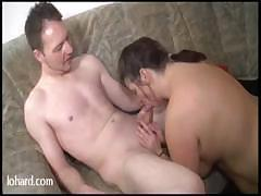 Older chubby gets horny too and gets this guy to fuck her