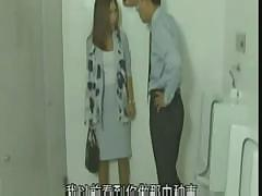Japanese girl is talked into a little after hour fucking session