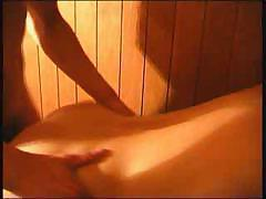 Two Matures Fucked In A Sauna