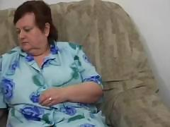 Guy is very thankful to this still sexy mature because she taught him to control his dick