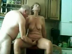 Super stolen video of mom and dad having fun