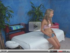 Hot Girl Seduced by Female Therapist
