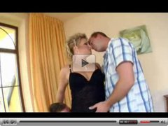 luciana sexy blond handling 2 hard cocks (re uploaded)