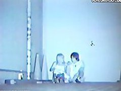 Infrared camera voyeur sex video