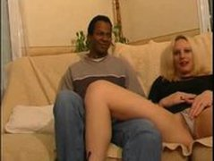 Nympho Interracial French Couple Share A Girl XXX