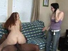 Black guy and hot milf  Demilf.com milf videos