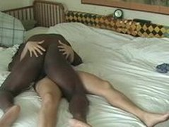 Punjabi wife makes love to a Big Black Madras Regiment Soldier