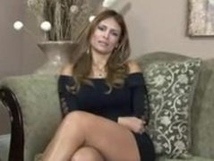 latina milf creampie from white guy
