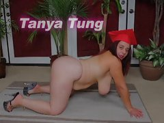 Big Titted Hairy BBW Tanya Tung Solo