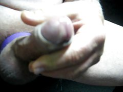 66 yr old Grandpa plays with his penis to make it cum #35