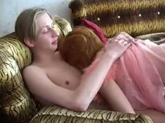 Young man fuck hard mature redhead girl very hot scene