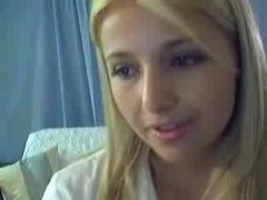 Blonde Webcam Cute