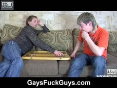 Cyrus&Morris naughty gay/straight video