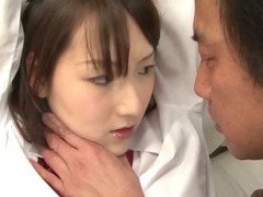Shiori Utas teacher and tutor stop by to give her extra lessons in sexual intercourse