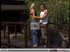 Greatest Natural Blonde Outdoor Sex Ever