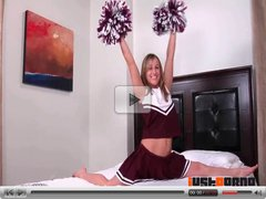 Jessie Coxxx Cheerleader Masturbation