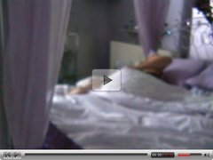 girl caught fingering on bed 3 by twistedworlds