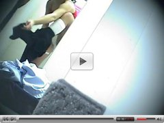 ShoeCam Dressing room 16,, MILF ! OH YES MILF!