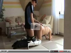 Pregnant blond creampied