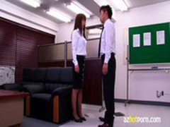 AzHotPorncom - Japanese Teachers After School Secret