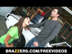 SEXY teen Holly Michaels is dominated and fucked in her ass