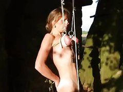 Breast hanging - Slave