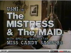Mistress And The Maid Lesbian Scene