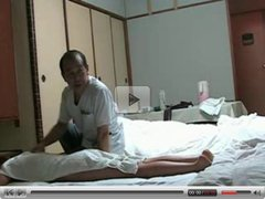 Naughty Japanese Wife Needs Massage