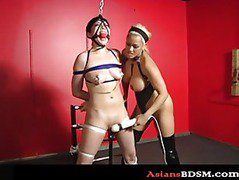Hardcore Asian bondage p2