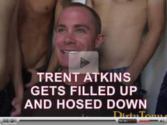 Trent Atkins Shows How To Hang With The Boys