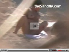theSandfly Public Beach Sex & Masturbation Mayhem