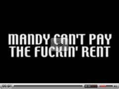 Mandy cannot pay the Rent