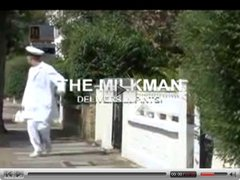 Milkman delivers