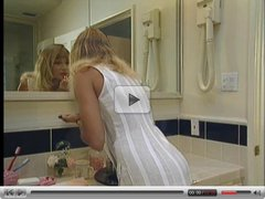 Blonde And The Beautiful Lesbian Scene