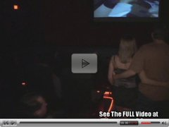 Amber The Teenage Slut Gets Used In A Public Porn Theater!