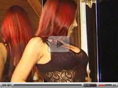 Redhead has awesome sex - Rothaarige hat geilen Sex