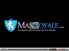 ManRoyale Sensual Bath and Oily Massage