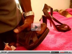 wife shoes heels schuhe shoejob