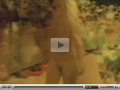 CMNF N-A-P Miss Nude Hairy 1970
