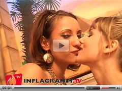 German Stars in a threesome Action - Jana Bach -