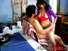 Savita Bhabhi Big Tits Indian Housewife