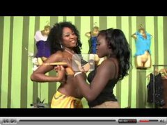 Black Lesbians - Amile Waters and  Osa Lovely