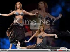 Hot Woman does a sexy Belly Dance - AWESOME!!!!