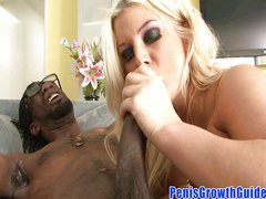 Big Ass Julie Nailed By A Big Black Dick