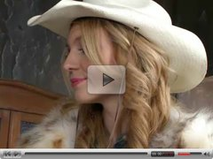 Nataly Von - Sexy Russian Cowgirl