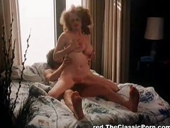 Sexy lady afternoon fuck in classic porn movie